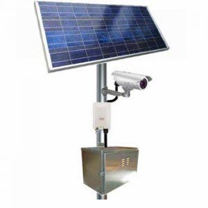 Panel Solar Y Camara Ip Introducci 243 N 187 Bits Cia Ltda